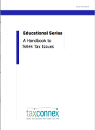 A Handbook to Sales Tax Issues resized 135