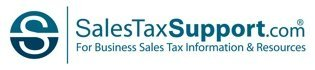 Sales Tax Support Logo