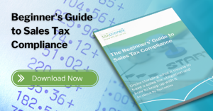 Beginners Guide to Sales Tax - CTA