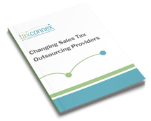 Changing Outsourcing Providers - Cover