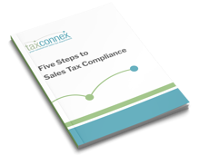Five Steps Compliance - Cover