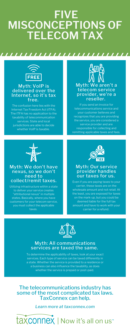 Telecom Myths Infographic  (1)