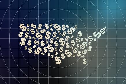 US map $