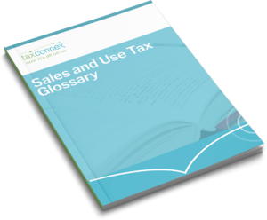 cover - sales tax glossary-1