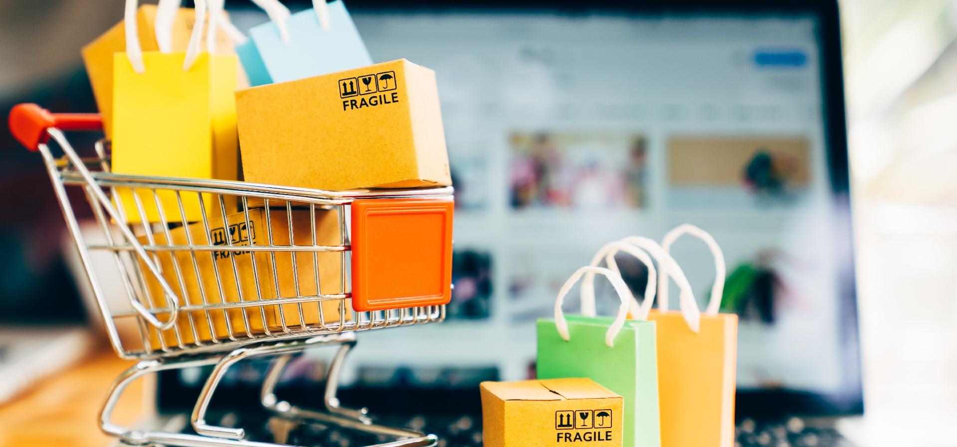online shopping cart-1