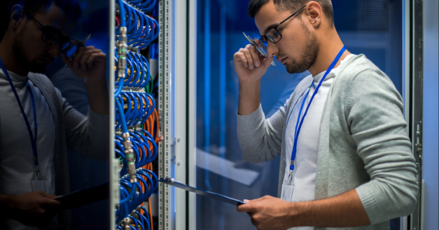 tech  - service provider linkedin size