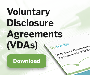 Voluntary Diclosure Agreements White Paper