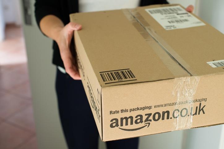 Woman receiving Amazon package.jpg