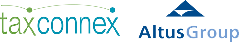 altus group taxconnex joint logo no bg